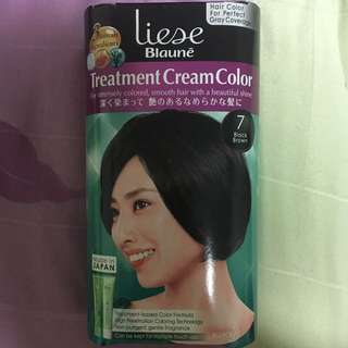 Liese Treatment Cream Color