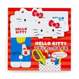 Japan Sanrio Hello Kitty Note Memo