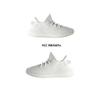 🚚 YEEZY BOOST 350 V2 CREAM WHITE