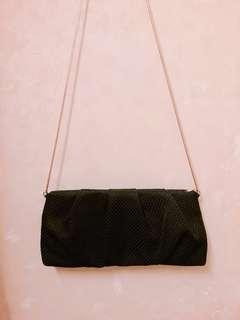 🖤Accessorize Black Clutch for women 💃🏼