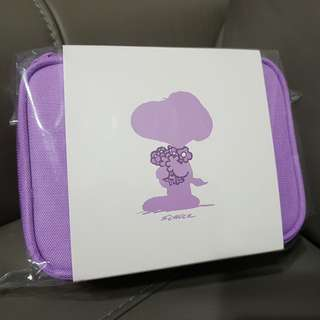 Limited Korean edition Snoopy Innisfree Orchid Enriched Cream Lucky Box