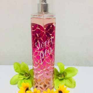 Sweet Pea Bath and Body Works Mist