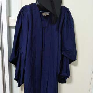 NUS Graduation Gown