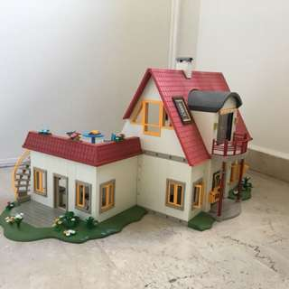 Playmobil house 4279 and annex 7388