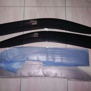 Talang air fortuner 2004-2015
