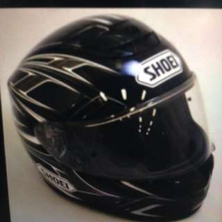 Brand New in Box Original Shoei Motorbike Motorcycle Helmet