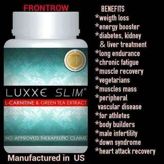 Luxxe Slim-L Carnitine and Green Tea Extract