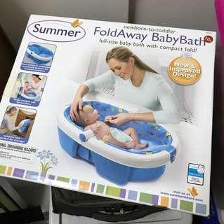 Summer FoldAway BabyBath