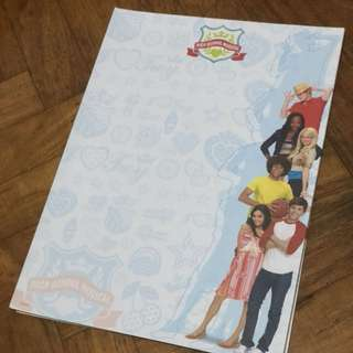 High school musical paper
