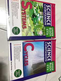 BN science assessment books