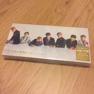 BTS - BEST OF BTS [JAPAN LIMITED EDITION VERSION]