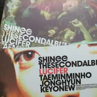 SHINee Lucifer 淨專