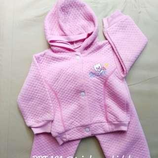Sweater Baby setelan