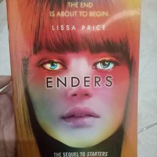 Enders: The Sequel to Starters by Lissa Price