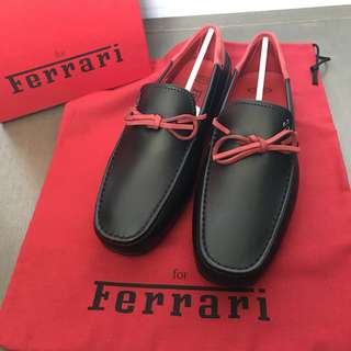 🆕Tod's x Ferrari Driver Shoes 豆豆鞋