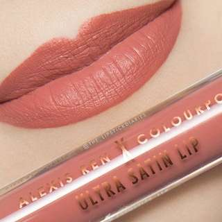 Colourpop Ultra Satin Lip (Bare Necessities)
