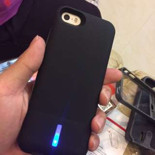 iBattz iPhone 5s/5 mojo Refuel Removable Battery Case