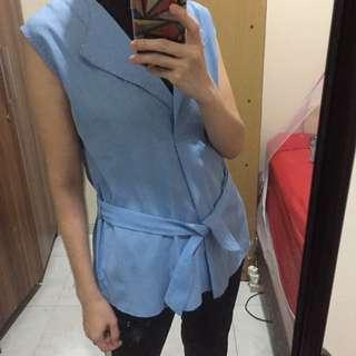 PROMO - Blue Vest