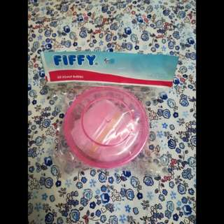 Baby powder puff box