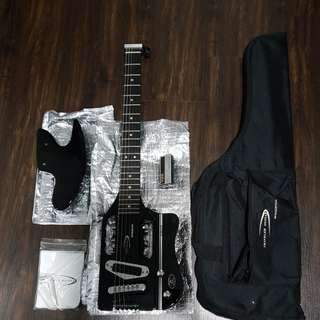 Traveler Guitar Speedster Hot Rod with Vox Classic Rock