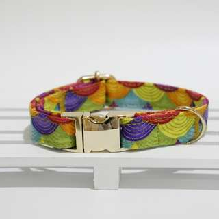 Rainbow Collars for Dog/Cat
