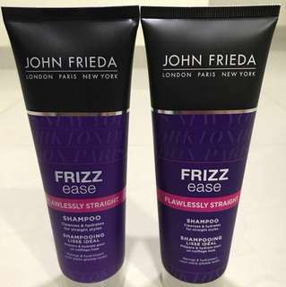 John Frieda Frizz Ease Shampoo