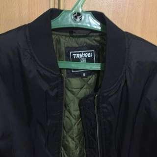 Bomber Jacket black (Terranova)