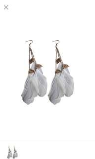Hippies earrings