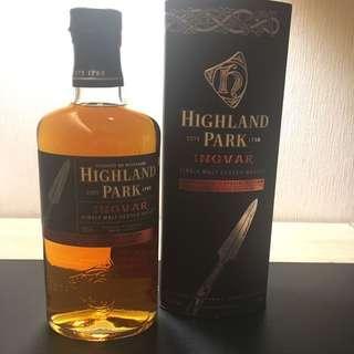 Highland Park Warrior Series Whisky - Ingvar Cask Strength Special Edition
