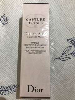 Dior Capture Totale 1 minute Mask