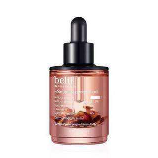 Belif Rose Gemma Concentrate Oil Lancôme Dior Clarins