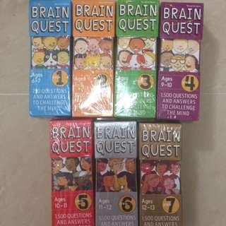 Brain Quest Box Set