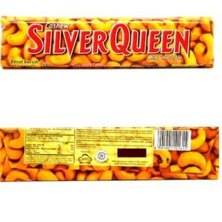 SILVERQUEEN Chasew/ mente 68 gram