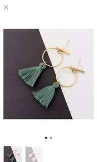 Bohemian earrings