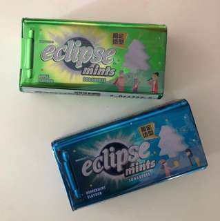 🆕 Eclipse Sugerfree Mints