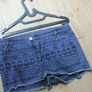 ❤BISA BARTER Hotpants tribal