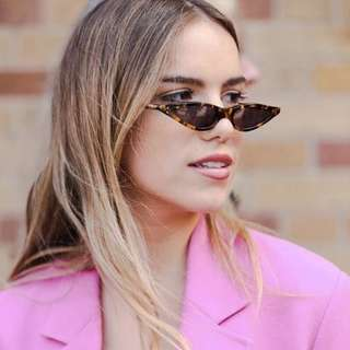 Barely There Cat Eye Sunglasses