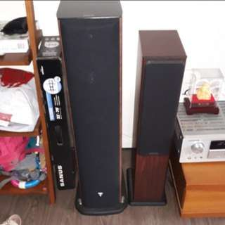 Selling focal aria 926 speakers