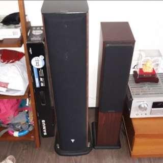 Selling focal aria 926 speakers