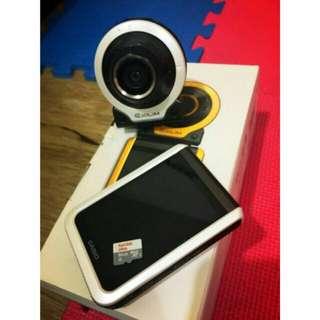 Fr100防水美肌運動型可分離鏡頭相機