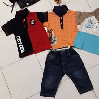 Baby Boy Mix and Match