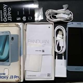 Samsung J3 Pro Mulus Fulset Like New