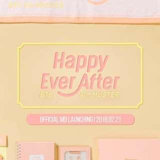 (CHEAP) BTS 4th Muster Merchandise