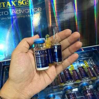 Glutax 5gs Micro Advance New Formula 12vials