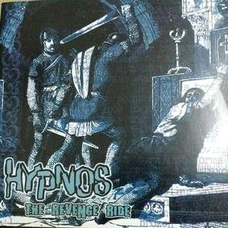 Music CD (Metal): Hypnos–The Revenge Ride - Death Metal
