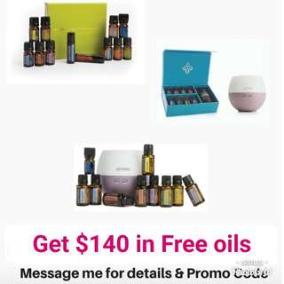 Doterra Essential oil February Promotion