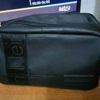 CK clutch bag