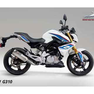 Devil Exhaust Systems Singapore BMW G310R Euro 4 Ready Stock ! Promo ! Do Not PM ! Kindly Call Us !