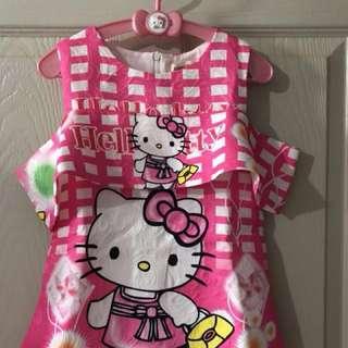 Hello Kitty Set (TOP + skirt)