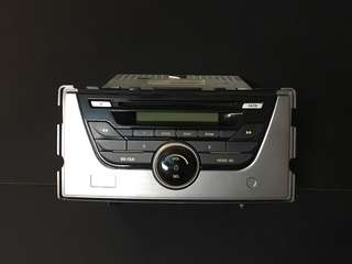 Myvi CD player radio